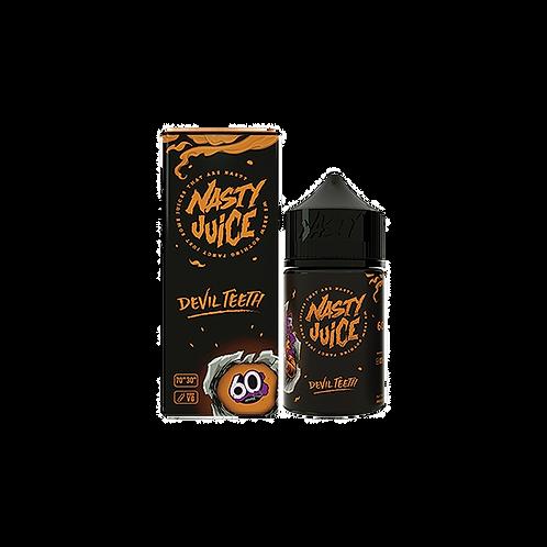 Nasty Juice 50ml Shortfill - Devil Teeth