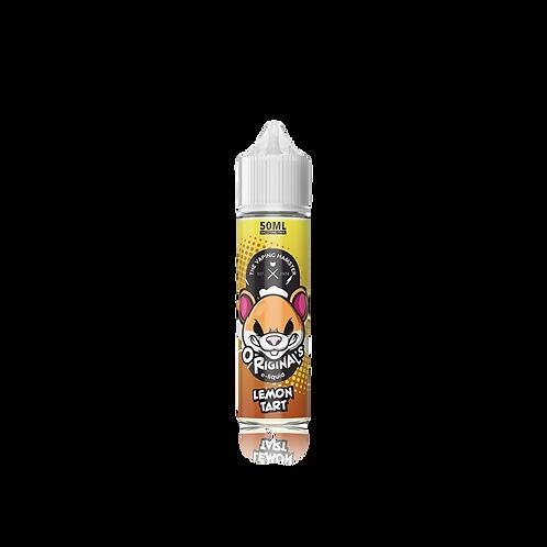 Vaping Hamster Lemon Tart 50ml Shortfill