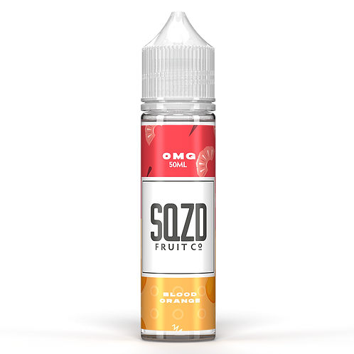 SQZD Fruit Co Blood Orange 50ml Shortfill