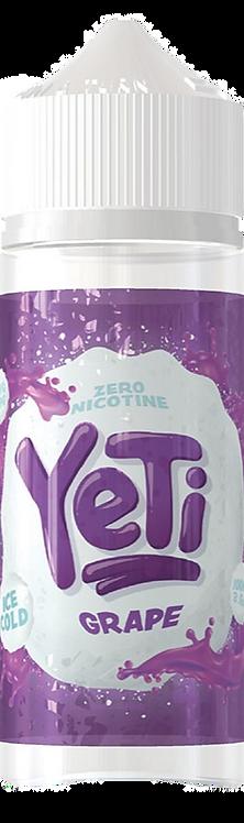 Yeti 100ml Shortfill - Grape