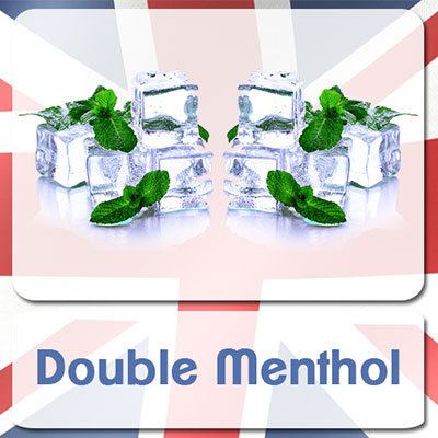 Double Menthol E-Liquid 10ml