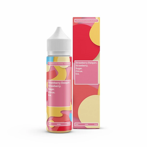 Supergood Cocktails Strawberry Daiquiri 50ml Shortfill