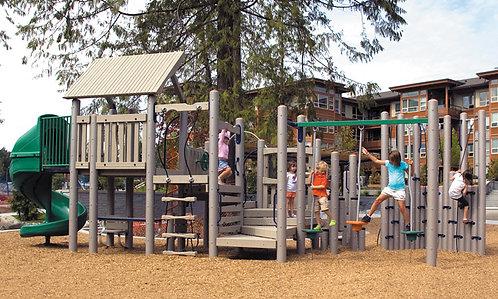 Legend Preschool Play Structure