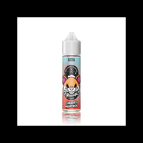 Vaping Hamster Cherry Menthol 50ml Shortfill