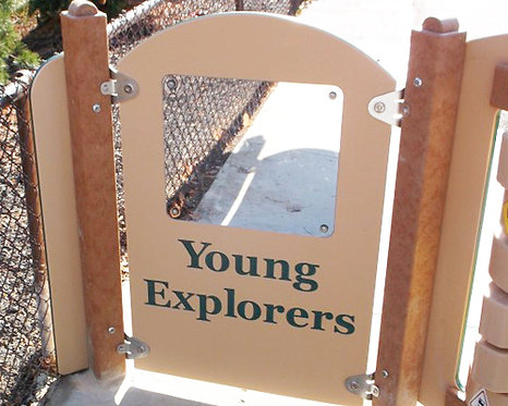 Young Explorer's Panel