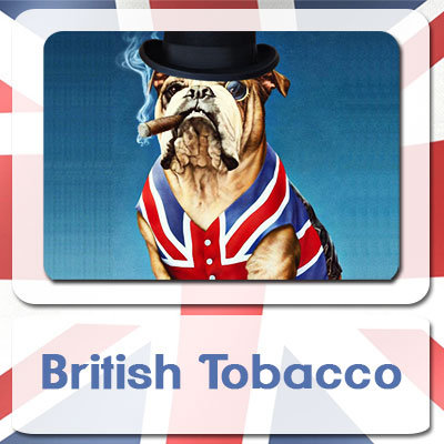 British Tobacco E-Liquid 10ml