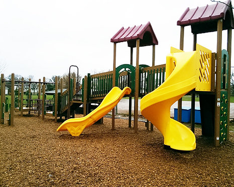 School-Age Play Structure #2