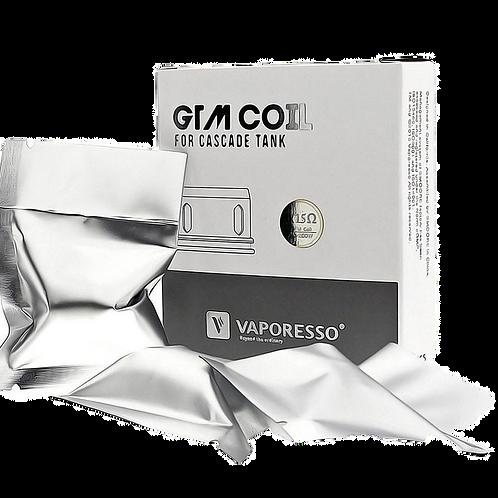 Vaporesso GTM8 Cascade Coils 0.15 Ohm Coils 3 Pack