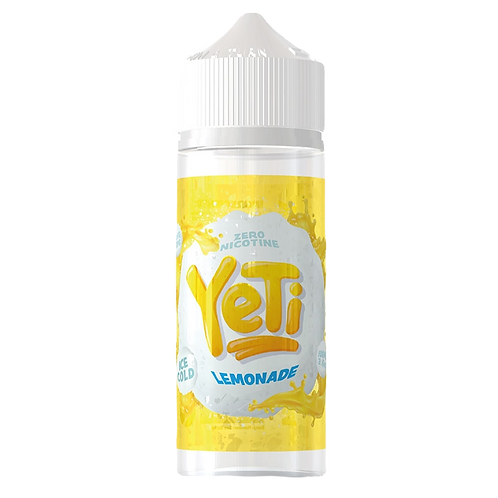 Yeti 100ml Shortfill - Lemonade