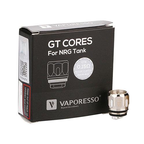 Vaporesso GT8 Core Coils 0.15 Ohm 3 Pack