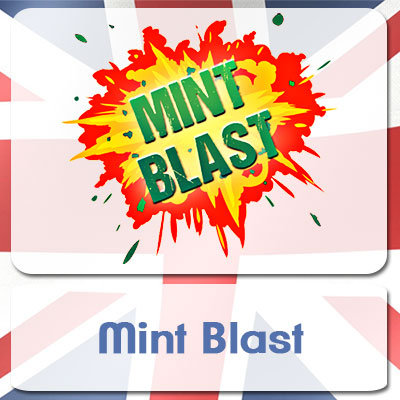 Mint Blast E-Liquid 10ml