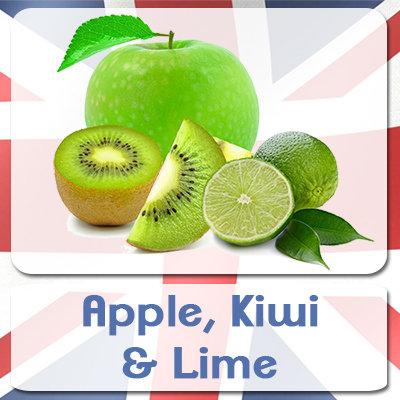 Ultimate High VG Apple Kiwi & Lime 10ml
