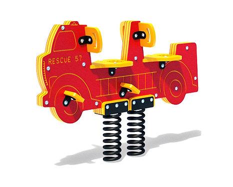 Dual Fire Truck