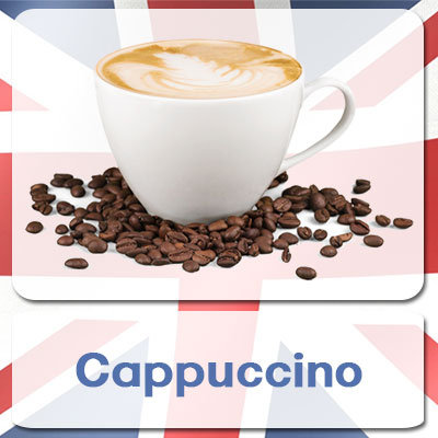 Cappuccino E-Liquid 10ml