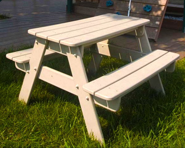 Composite Polywood Kid S Picnic Table
