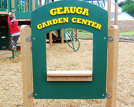 Garden Center Panel