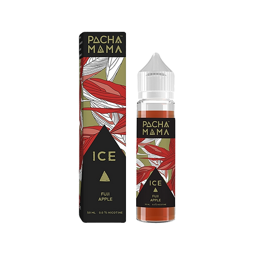 Pacha Mama 50ml Shortfill - Fuji Apple Ice