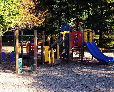 School-Age Play Structure #13