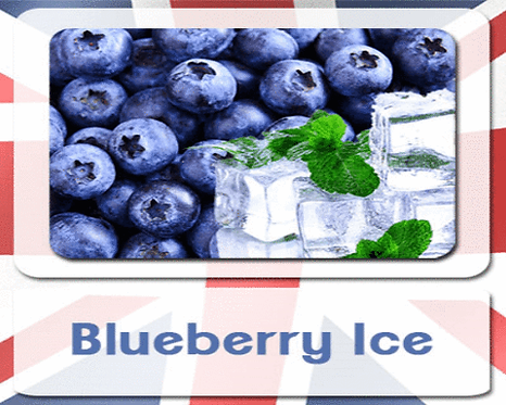 Blueberry Ice E-Liquid 10ml