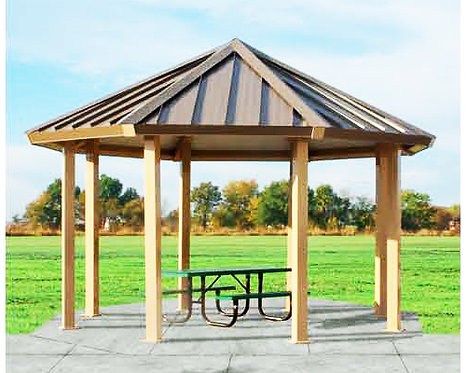 Octagon Shelter