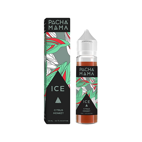 Pacha Mama 50ml Shortfill - Citrus Monkey
