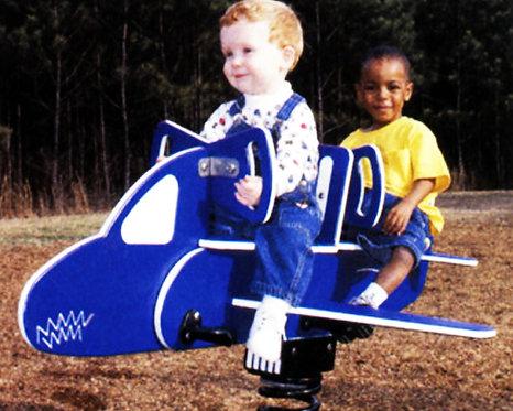 Duo Airplane Rider