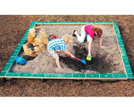 10' Sandbox w/ Cover