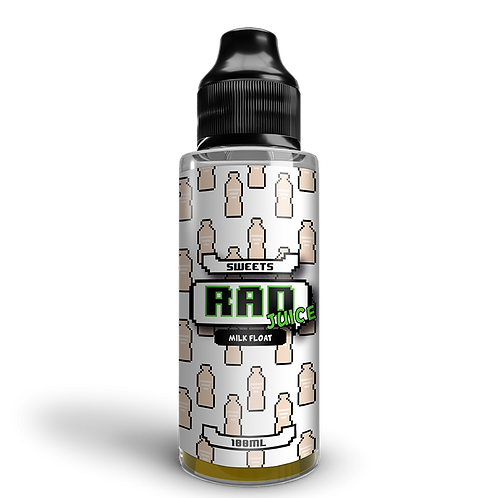 Rad Juice 100ml - Milk Float