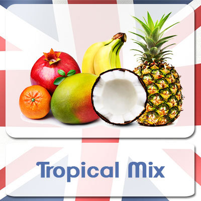 Tropical Mix E-Liquid 10ml