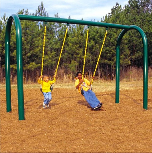"5"" Arched Single Bay Swing"