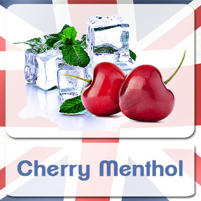 Cherry Menthol E-Liquid 10ml
