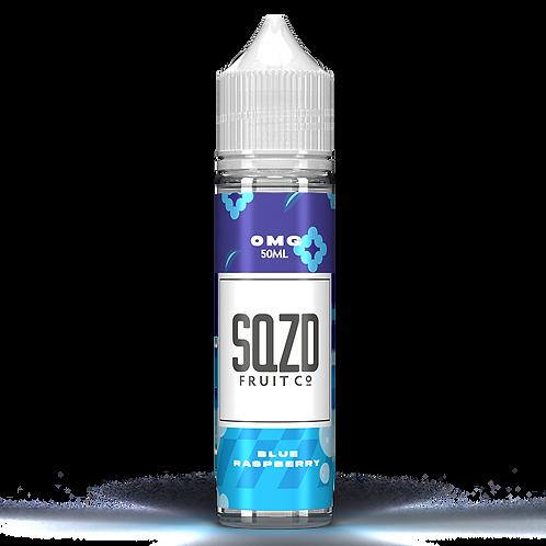 SQZD Fruit Co Blue Raspberry 50ml Shortfill