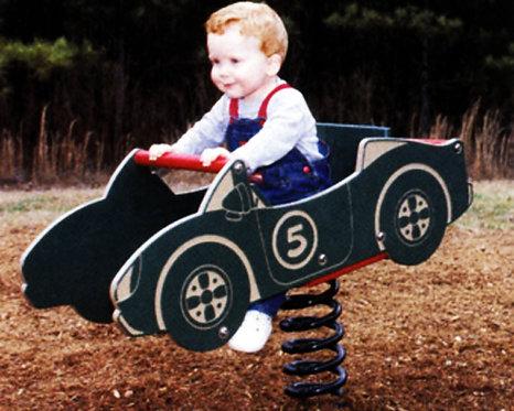 Race Car Rider