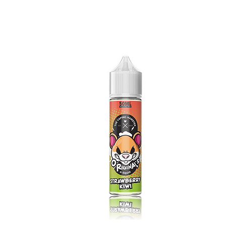 Vaping Hamster Strawberry Kiwi 50ml Shortfill