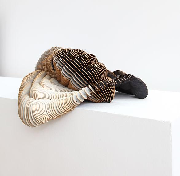 Kuniko Maeda Paper sculptures.JPG