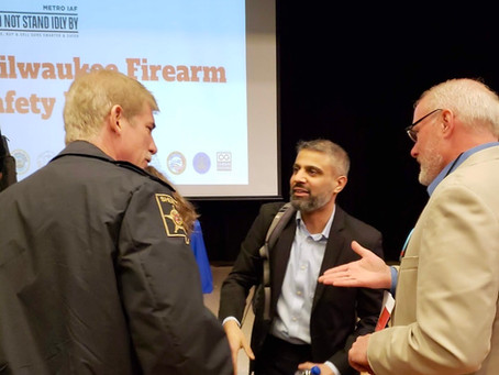 MILWAUKEE EXPO HIGHLIGHTS GUN SAFETY TECHNOLOGIES