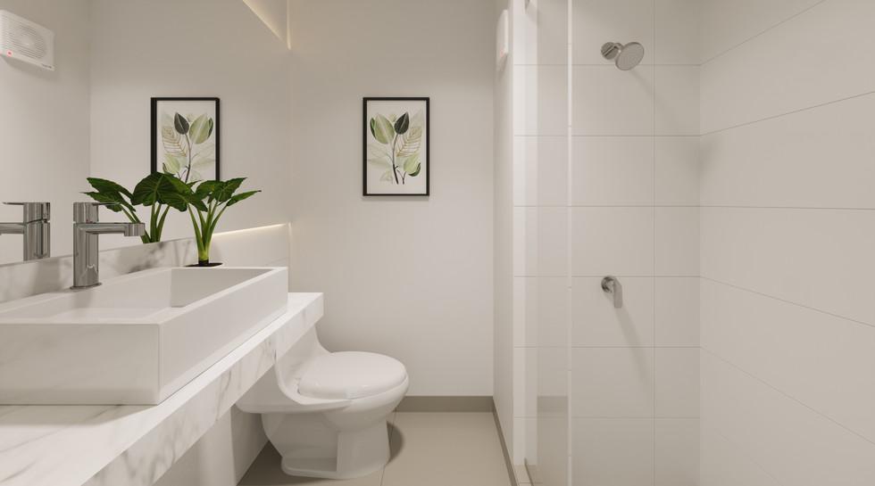 Baño principal