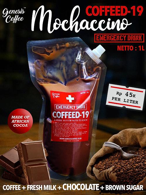 COFFEED-19 / EMERGENCY MOCHACCINO DRINK