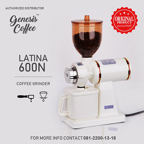 Latina 600N Electric Grinder