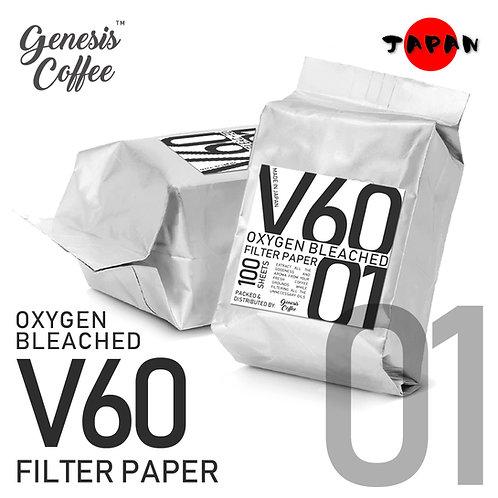 V60 Filter Size 01 - 100 Sheets