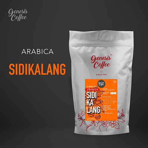 Arabica Sidikalang