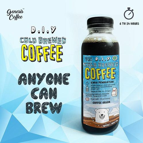 D. I. Y Cold Brew Drink