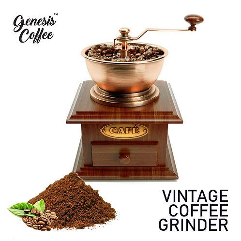 Vintage Classy Manual Coffee Grinder
