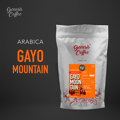 Arabica Gayo Mountain