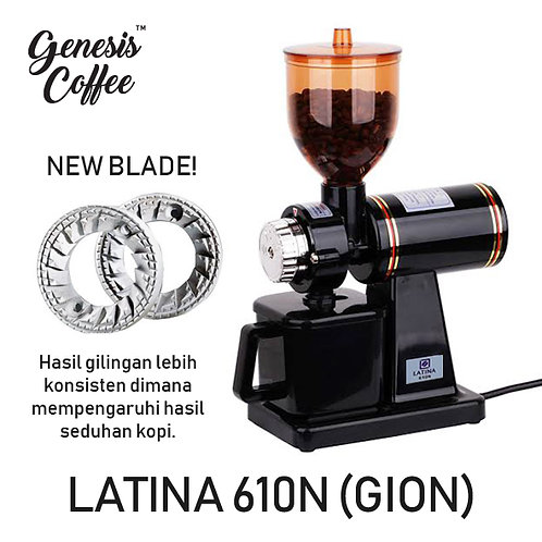 Latina 610N Electric Grinder