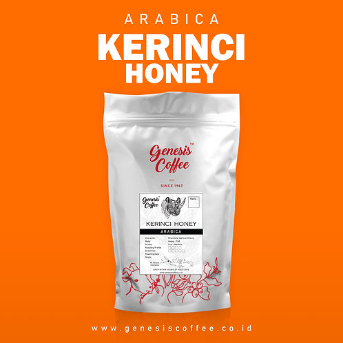 Arabica Kerinci Honey