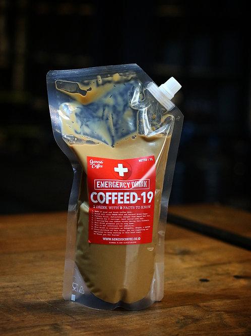 COFFEED-19 / EMERGENCY COFFEE MILK DRINK