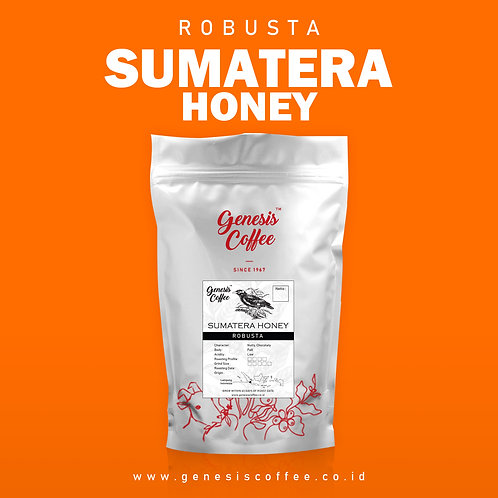 Robusta Sumatera Honey