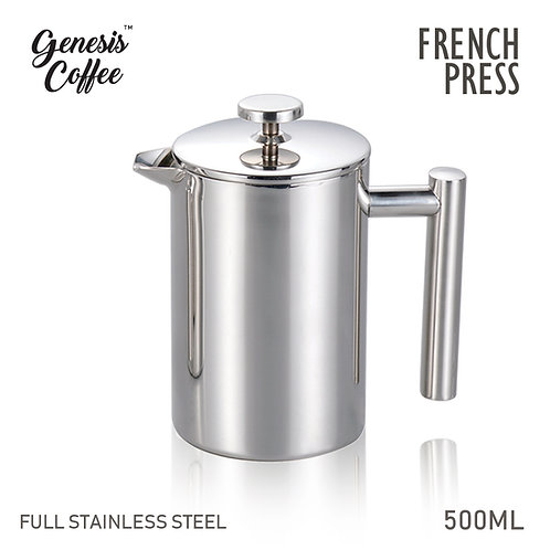 French Press Full Stainless Steel