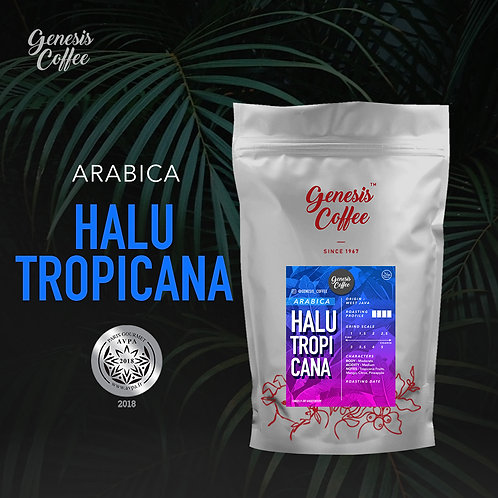 Arabica Halu Tropicana Specialty Juara Internasional 2018